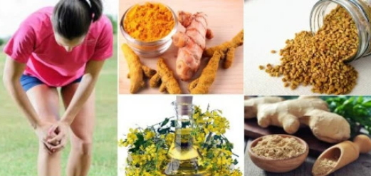 Natural Home Remedies for Joint Pain and Muscle Inflammation