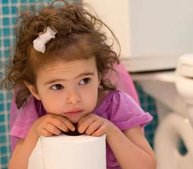 constipation in toddlers causes symptoms
