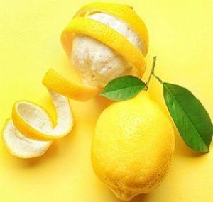 health benefits lemons peels