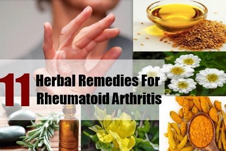 herbs arthritis treatment