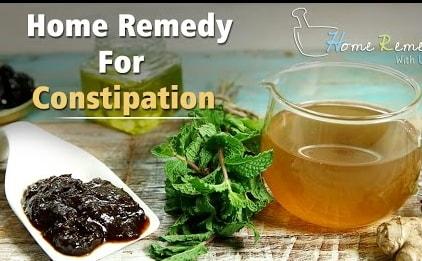 herbal teas treating constipation