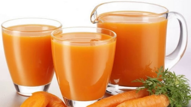 carrot juice cancer cure treatment