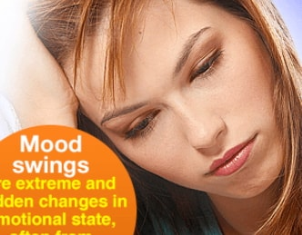 how to deal depression mood swing