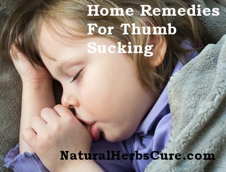 easy ways to stop thumb sucking