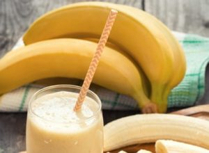 health benefits banana fruit juice