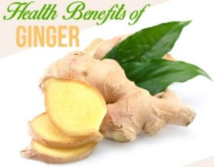 ginger health benefits side effects