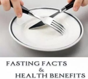 physical health benefits of fasting