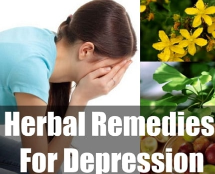 best herbal remedies for depression