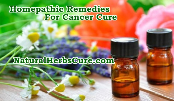 homeopathic drugs cancer treatment