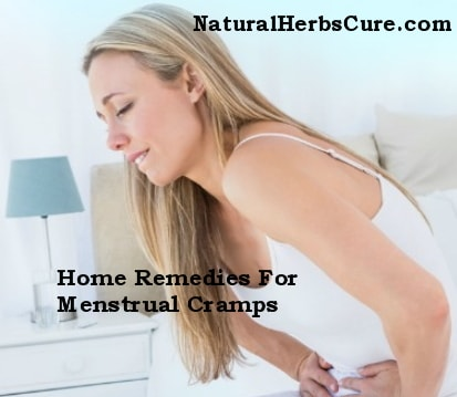 how to get rid of period pain home remedies