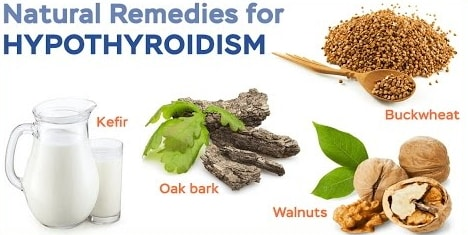 natural cure thyroid