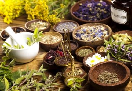 natural herbs depression treatment