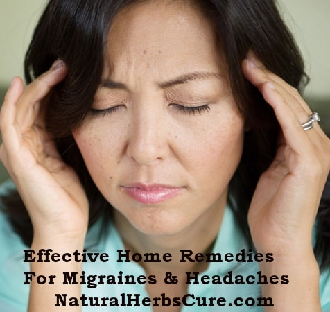 natural treatments migraines headaches