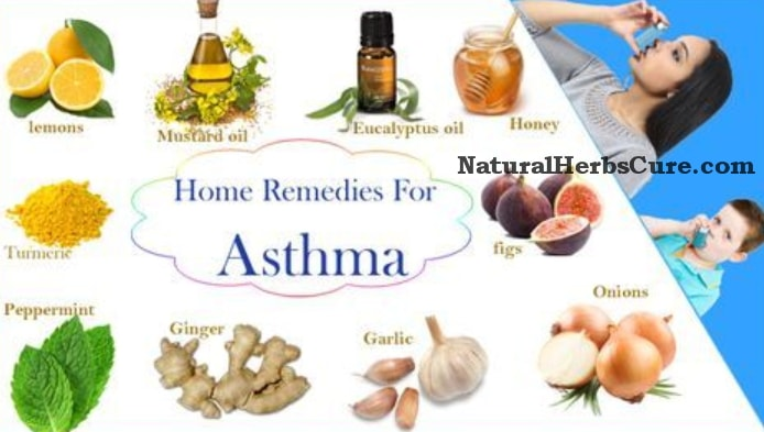 emergency home remedies for asthma attacks