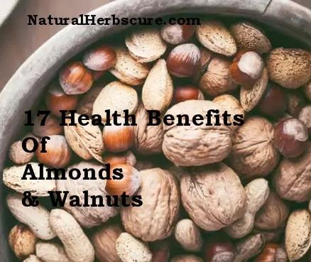 health benefits eating almonds walnuts