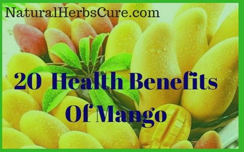 diseases mango can treat human body
