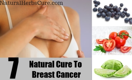 natural cure breast cancer