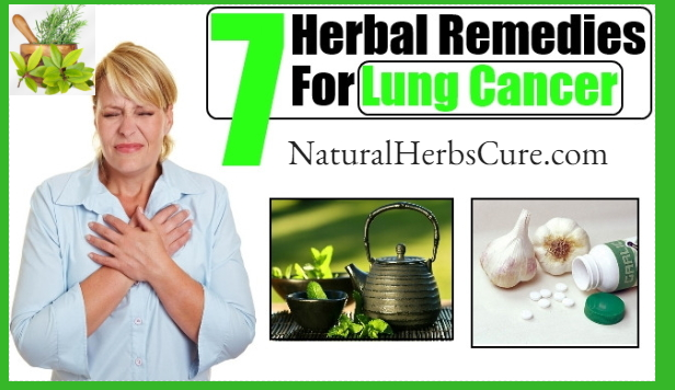 natural cure for lung cancer