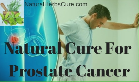 natural cure for prostate cancer