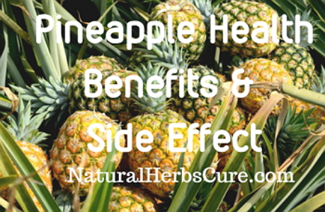 pineapple benefits and side effects