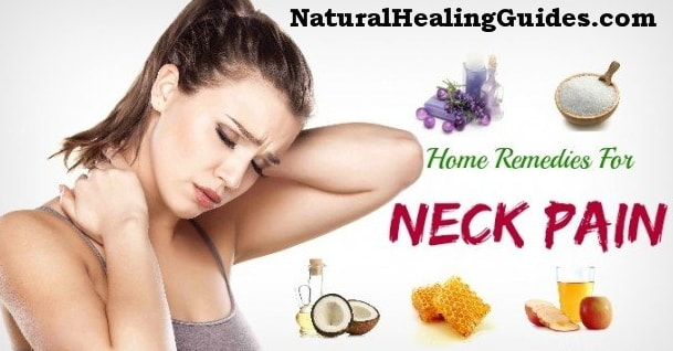 Natural Cure For Neck And Shoulder Pain