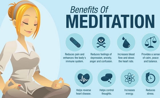 benefits of meditation for brain