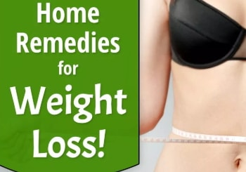effective home remedies weight loss obesity