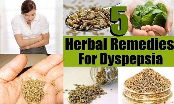 herbal home remedies dyspepsia upset stomach diarrhea