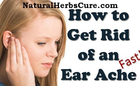 home remedies earache pain relief