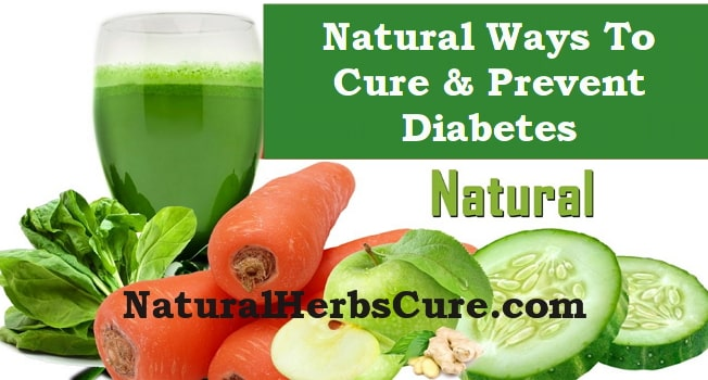 how to cure type 1 type 2 diabetes without insulin medication