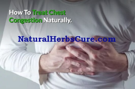 How To Remove Mucus From Chest Lung Naturally