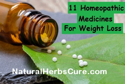 best homeopathic medicines for weight loss