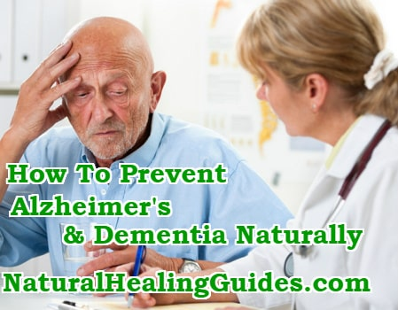how prevent dementia alzheimer's naturally