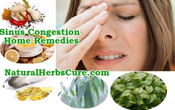 natural sinus decongestant