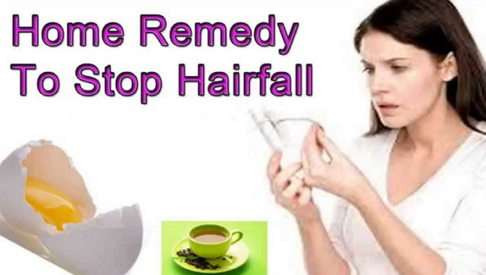 home remedies for hair fall and regrowth