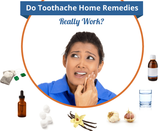 Home Remedies For Tooth Infection & Toothache – How To Stop