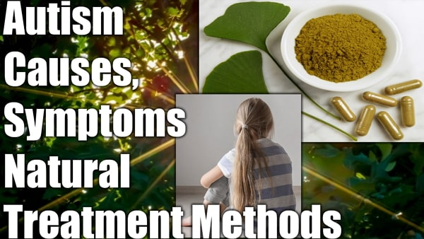 home remedies for autism disorders