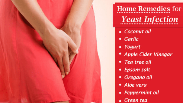 how to clear yeast infection in one day